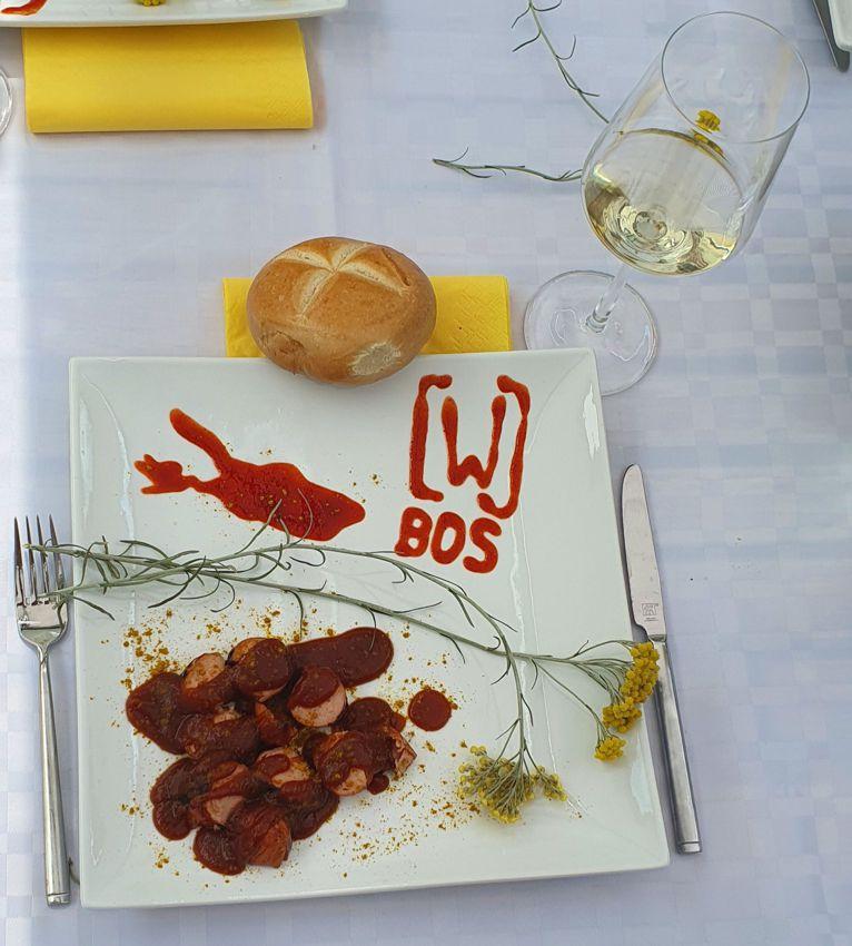 Currywurst-Challenge die Gewinner-WurstSieger