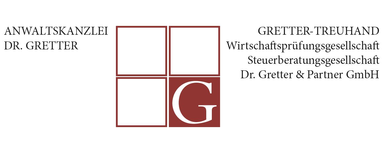 Logo Kanzlei Gretter